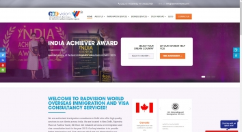 RADVISION WORLD OVERSEAS IMMIGRATION AND VISA CONSULTANCY SERVICES