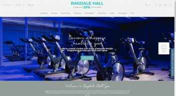 Ragdale Hall Spa | A Luxury All-Inclusive Spa for Everyone