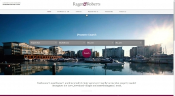 Rager Roberts, Eastbourne