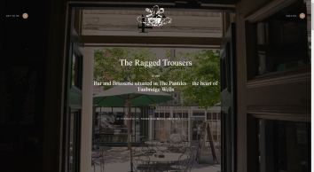 The Ragged Trousers