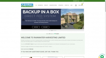 RainWater Harvesting Ltd