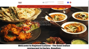 Rajmoni Indian Cuisine