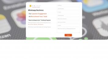 Whatsapp as Recruitment Tool | HR Software | RAMSOL