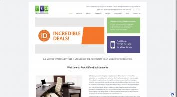 R & A Office Environments Ltd