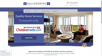 R & A Windows