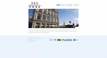 R & D Decorating South West Ltd