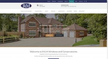 R & M Windows & Conservatories