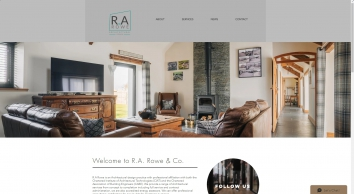 R A Rowe & Co Ltd Architectual Design