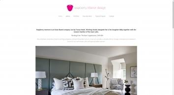 Raspberry Interior Design