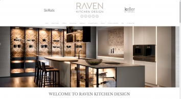 Raven Kitchen Design | Kitchen Design | Tyne & Wear | Northumberland
