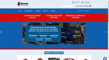 Raven Roofing Supplies Ltd