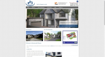 New Homes Developers Colwyn Bay, North Wales | Ravenscroft Homes