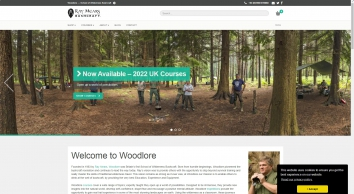 Ray Mears Bushcraft & Woodlore Camping Equipment and Courses