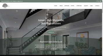 Raymond Good (Joiners) Ltd Providing Bespoke Joinery in High Wycombe
