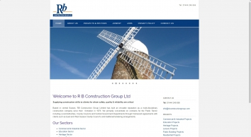 R B Construction Group Ltd