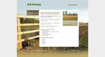 R B Fencing