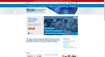 The Royal College of Radiologists |