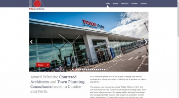 RDA ARCHITECTS |Chartered Architects based in Dundee and Perth|