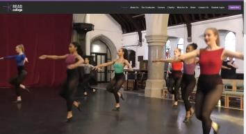 Read Dance & Theatre College