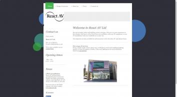 React Av Ltd