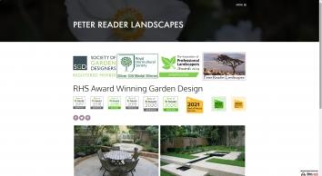 Peter Reader Landscapes