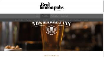 The Market Inn | Real London Pubs