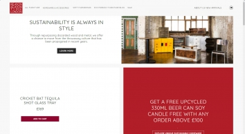 Premium Reclaimed Wood Furniture & Home Accessories | Reason Season Time London