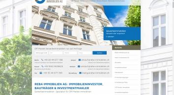 REBA IMMOBILIEN AG