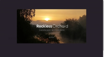 Reckless Orchard