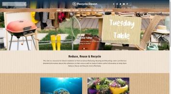Reuse Shops | Don\'t let Devon go to waste - Recycle Devon