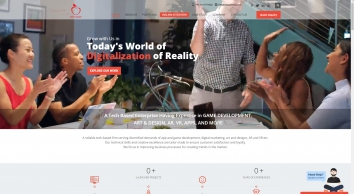 Mobile Game and App Development Company USA, India | Red Apple Technologies
