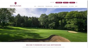 Redbourn Golf Club Ltd