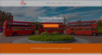 Bus Tours Edinburgh & Glasgow – Red Bus Bistro