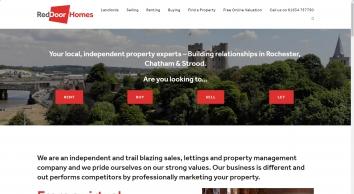 Red Door Homes Ltd, Rochester