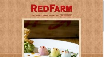 RedFarm London Coming Soon