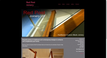 Red Post Joinery Ltd