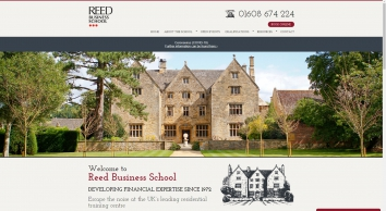 Reed Business School Ltd