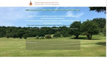 London | Greater London | Royal Epping Forest Golf Club