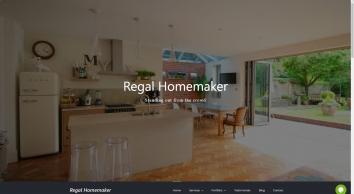 Regal Homemaker | Quality as Standard | Oxford, Swindon & Bath