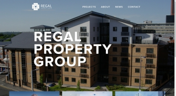 Regal Property Group: Home