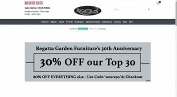 Regatta (Garden Furniture) Ltd