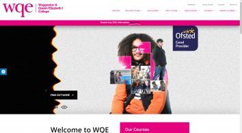 Merger with Regent College - Wyggeston & Queen Elizabeth I College
