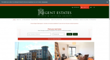 Regent Estates Property Management Sales