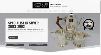 Edward Reis Silverware