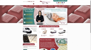 Adjustable Beds & Electric Beds Manufacturer   Relax Master