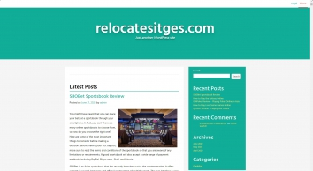 Relocate Sitges, Sitges