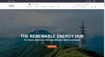 The Renewable Energy Hub | Renewable Energy UK