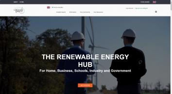 The Renewable Energy Hub   Renewable Energy UK
