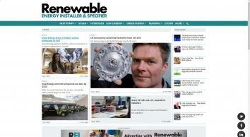 Renewable Energy Installer
