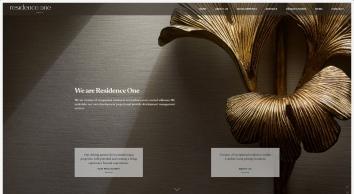 Residence One: Luxury Property Development | London
